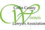 Collin County Women Lawyers Association Logo